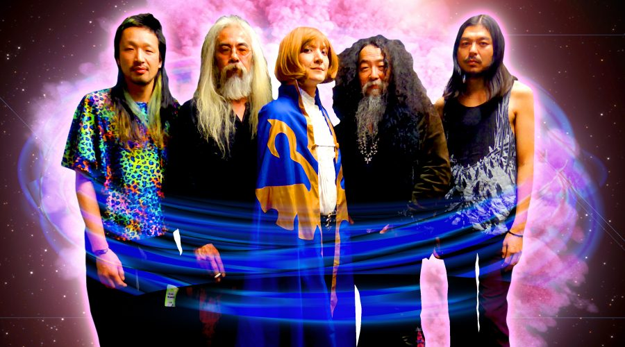 Acid Mothers Temple return to Lisbon in October