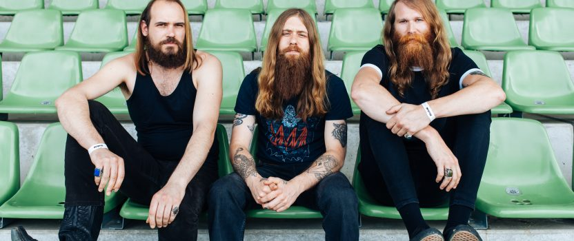 Kadavar announce European tour dates with Monolord