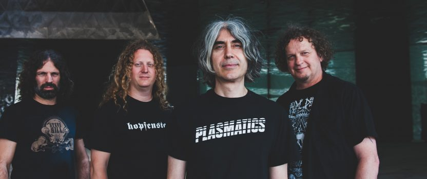 Voivod return to Portugal for a 35th Anniversary show, more dates to follow