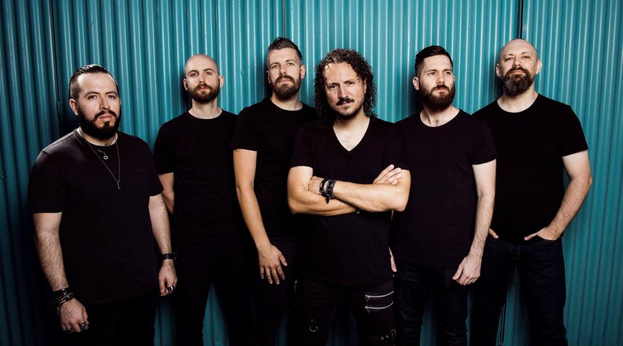 "Haken announce European tour dates in support of ""Vector"""