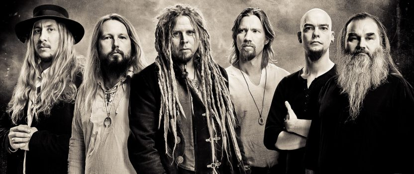 Korpiklaani and Turisas announce European co-headlining tour with Trollfest as special guests