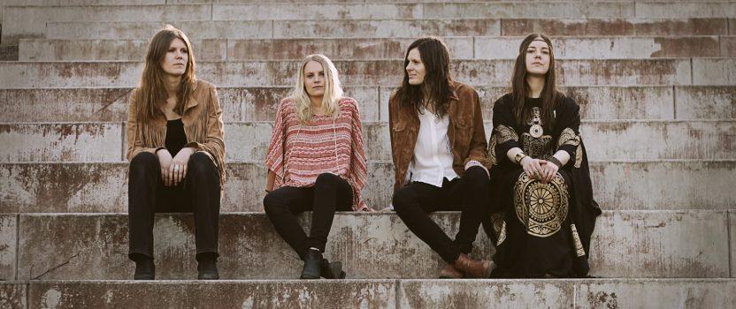 Next month: MaidaVale embark on their Spring 2019 European tour