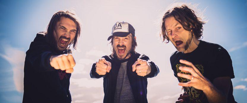 Truckfighters announce 'Gravity X' European tour dates