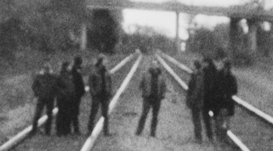 Godspeed You! Black Emperor announces new record, G_d's Pee AT STATE'S END!, out on April 2nd via Constellation Records