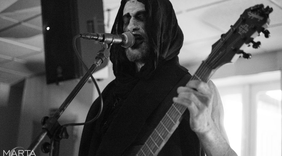 A FUNEREAL NIGHT: MOURNKIND AND SETHIRRA LIVE AT CAVE AVENIDA
