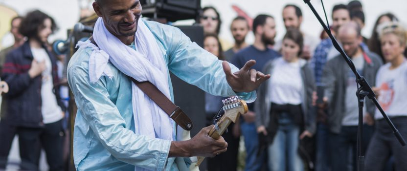 TAINA FEST: MDOU MOCTAR AND THE MAUSKOVIC DANCE BAND LIVE AT CCOP, PORTO