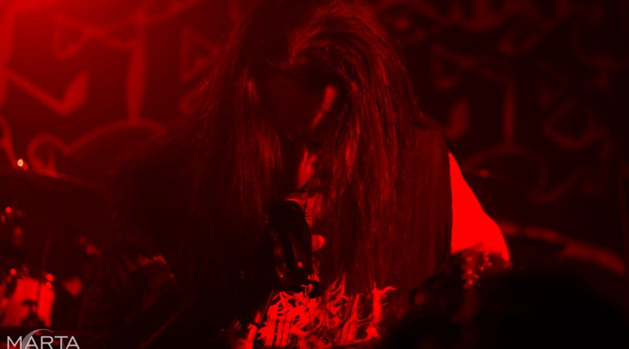 EVIL UNLEASHMENT: POSSESSED LIVE AT HARD CLUB, PORTO