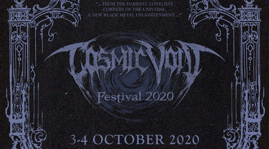 Meet Cosmic Void, the new black metal festival in London by Cult of Parthenope
