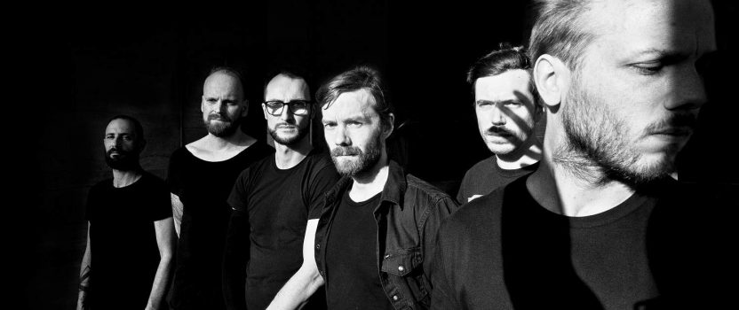 The Ocean announce Winter 2021 European tour with pg.lost, Hypno5e and Svalbard
