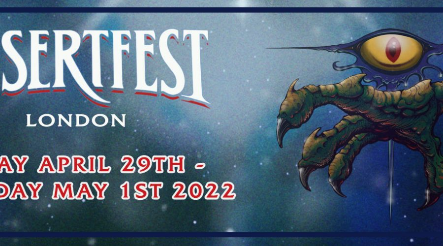 Desertfest London announces entire line-up for its 10 Year Anniversary in 2022