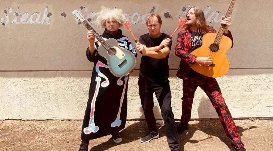 The Melvins announce newly recorded, career spanning acoustic collection, Five Legged Dog, out on October 15th via Ipecac Recordings