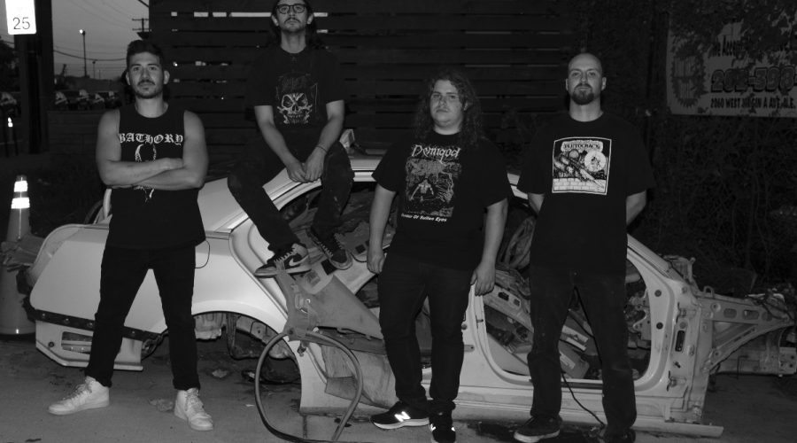 Genocide Pact announce new self-titled record, out on December 3rd via Relapse Records