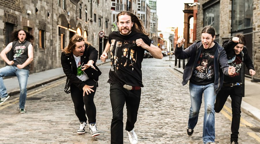 Gama Bomb celebrating 10th Anniversary of Citizen Brain with exclusive shows in Europe