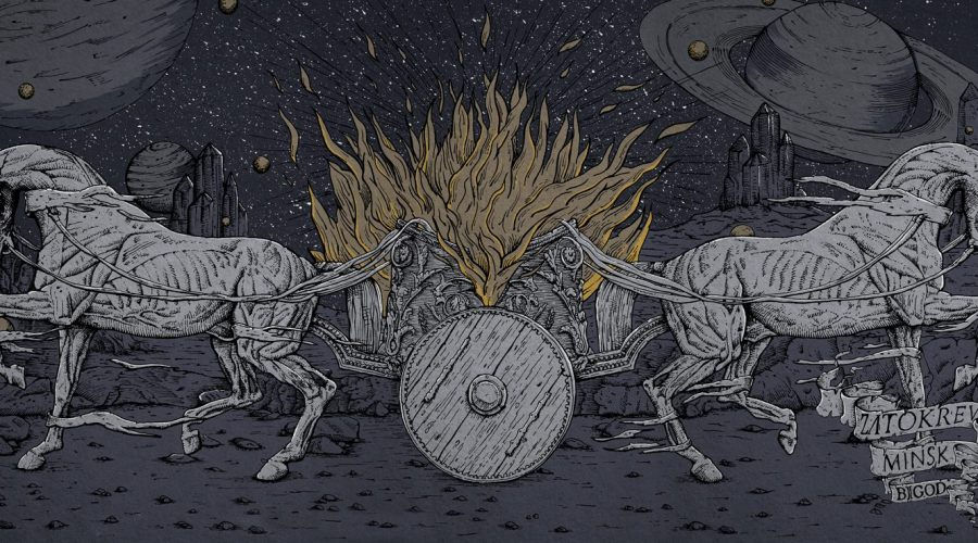 Minsk and Zatokrev announce split album, reveal Fall European tour dates