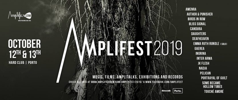 A Music Lovers' Guide to Amplifest 2019
